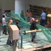 New Fishing Net Designs Tested in Flume Tanks